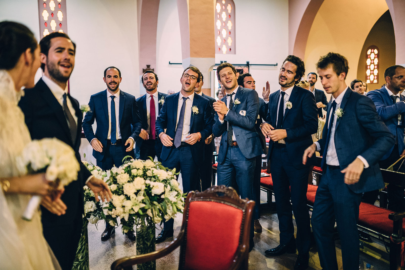 wedding photographer Marrakech Palmeraie Ksar Char Bagh with Charlotte and Samuel
